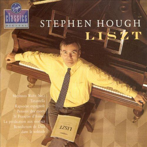 Stephen Hough Plays Liszt