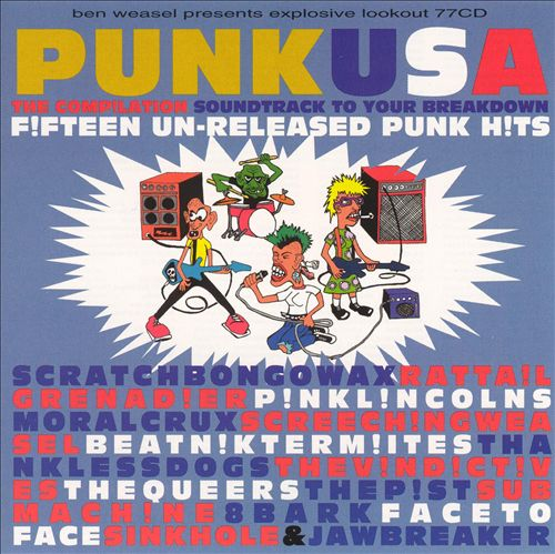 Punk USA [Lookout]