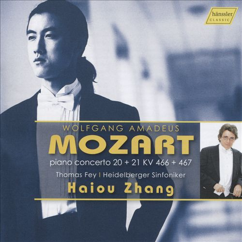 Wolfgang Amadeus Mozart: Piano Concertos Nos. 20 & 21