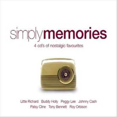 Simply Memories: 4 CD's of Nostalgic Favourites