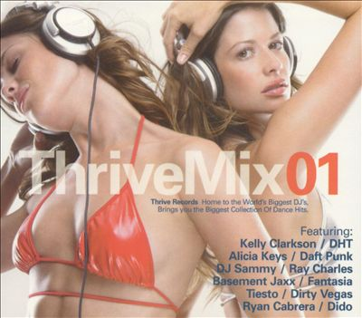 Thrivemix, Vol. 1: Mixed by Mike Rizzo and St. John