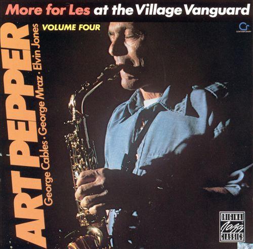 More for Les: At the Village Vanguard, Vol. 4 [7 Tracks]