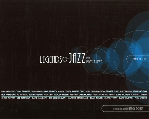 Legends of Jazz with Ramsey Lewis [Box Set]