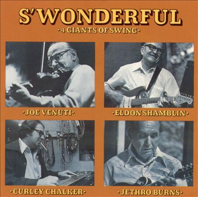 'S Wonderful: 4 Giants of Swing