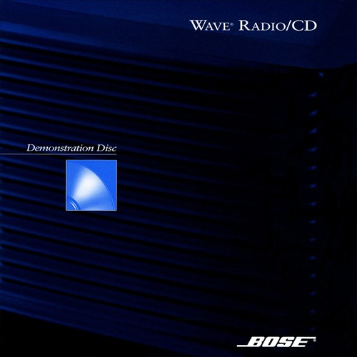 Bose Demonstration Disc