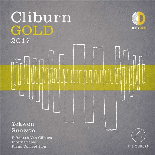 Cliburn Gold 2017: Fifteenth Van Cliburn International Piano Competition