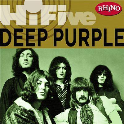 Rhino Hi-Five: Deep Purple