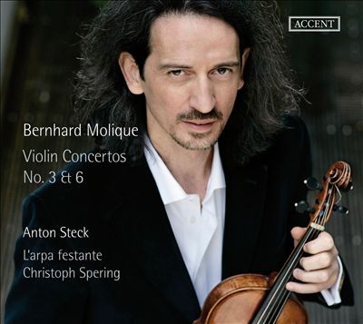 Bernhard Molique: Violin Concertos Nos. 3 & 6