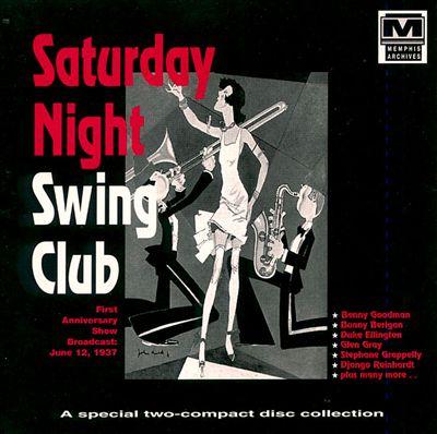 Saturday Night Swing Club