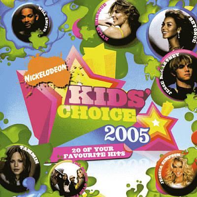 Nickelodeon Kids Choice 2005