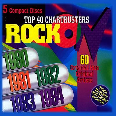 Rock On: 1980-1984