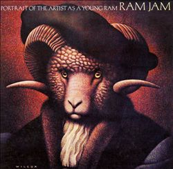 Portrait of the Artist As a Young Ram
