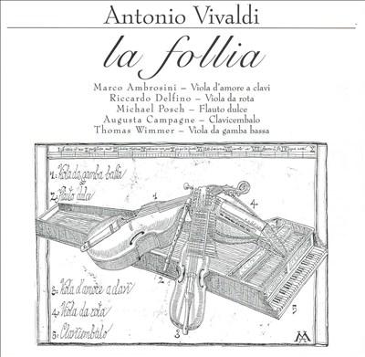 Antonio Vivaldi: La Follia