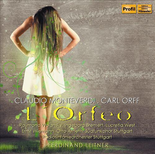 Claudio Monteverdi, Carl Off: L'Orfeo