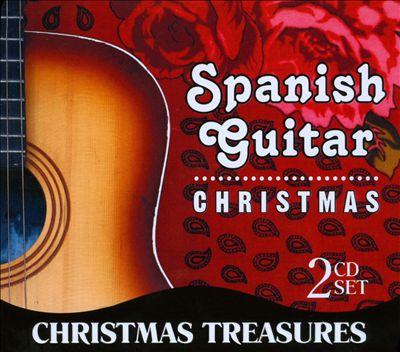 Spanglish Guitar Christmas: Christmas Treasures