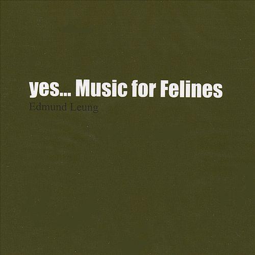 Yes... Music for Felines