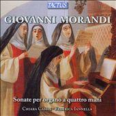 Giovanni Morandi: Sonate per Organo a Quarttro Mani