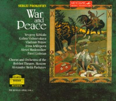 Prokofiev: War and Peace