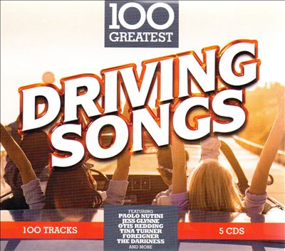 100 Greatest Driving Songs