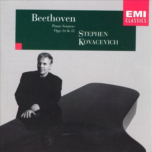 Beethoven: Piano Sonatas Op.13, 14, 22