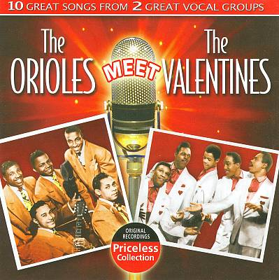 The Orioles Meet the Valentines