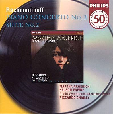 Rachmaninoff: Piano Concerto No. 3, Op. 30; Suite No. 2 for two pianos