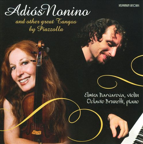 Adiós Nonino and Other Great Tangos by Piazzolla
