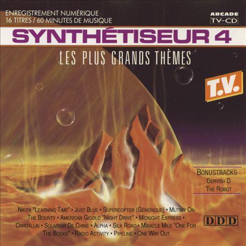 Synthétiseur, Vol. 4: Les Plus Grand Thèmes