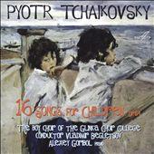 Pyotr Tchaikovsky: 16 Songs for Children