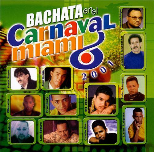 Bachata en el Carnaval Miami 2001