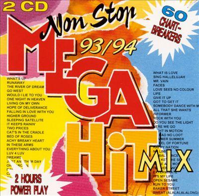 Non Stop Mega Hit Mix: 1993-1994