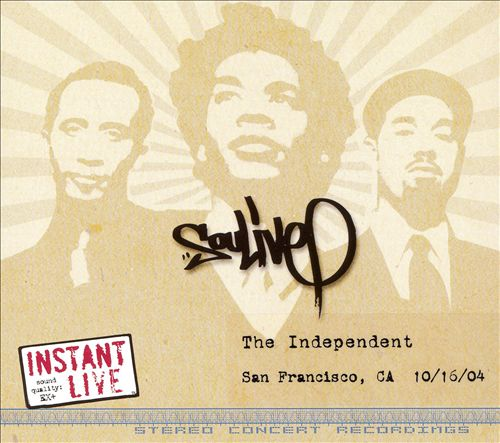 Instant Live: The Independent - San Francisco, CA,  10/15/04