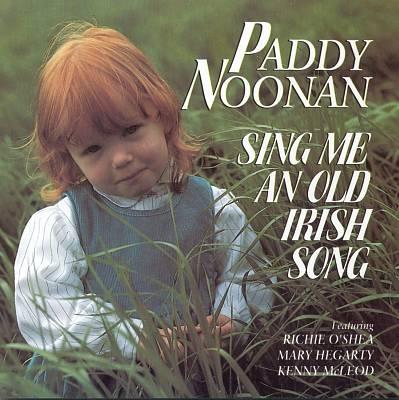 Sing Me An Old Irish Song