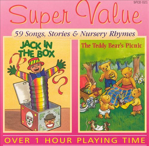 59 Songs, Stories & Nursery Rhymes