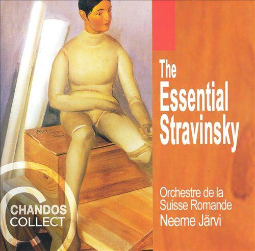The Essential Stravinsky