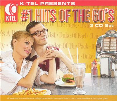 #1 Hits of the 60's [K-Tel]