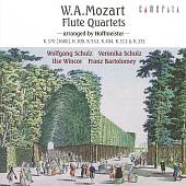 Mozart: Flute Quartets arranged by Hoffmeister