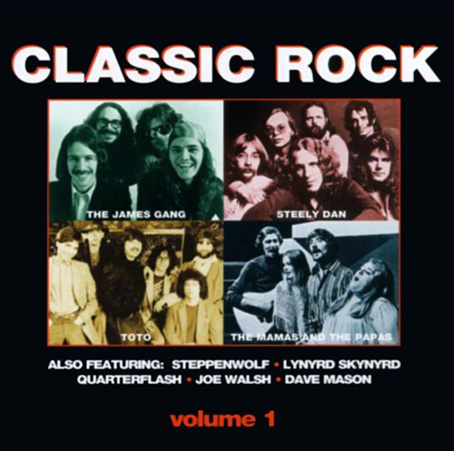 Classic Rock, Vol. 1 [MCA]