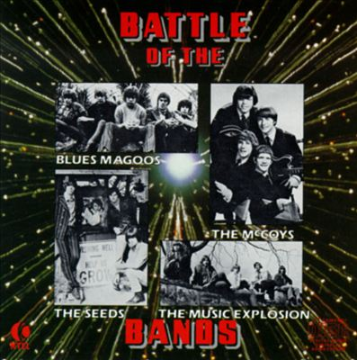 Battle of the Bands, Vol. 1 [K-Tel]