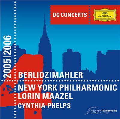 Mahler: Symphony No. 1; Berlioz: Harold In Italy