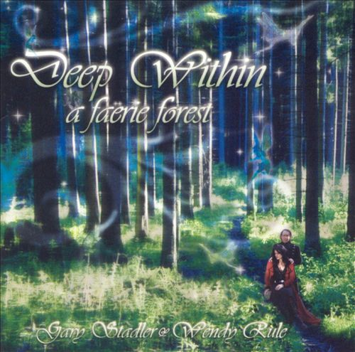 Deep Within a Faerie Forest