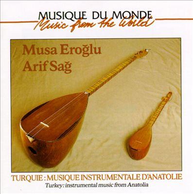 Turkey: Instrumental Music from Anatolia
