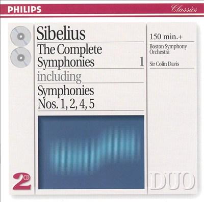 Sibelius The Complete Symphonies