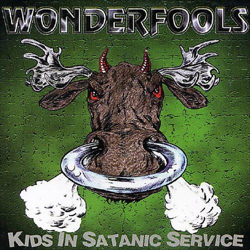 Kids in Satanic Service
