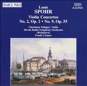 Spohr: Violin Concertos Nos. 2 & 9