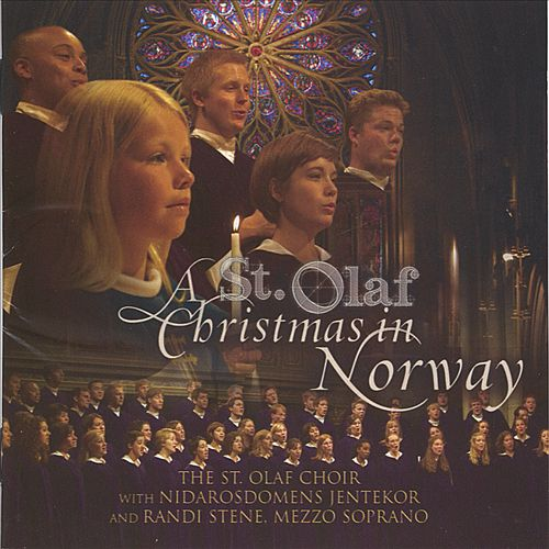 A St. Olaf Christmas in Norway