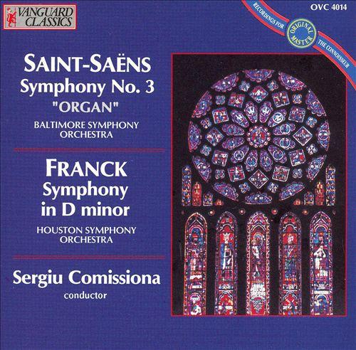 Saint-Saëns: Symphony No. 3