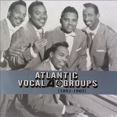 Atlantic Vocal Groups 1951-1963