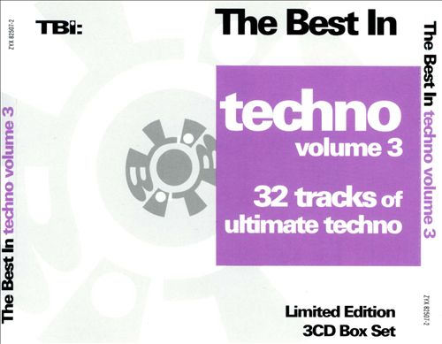 The Best in Techno, Vol. 3