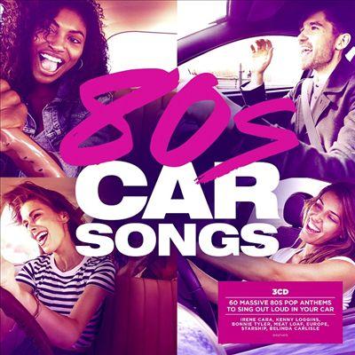 80s Car Songs